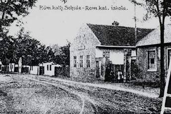 Budova národnej školy v r. 1949 – 1953 (Dom popisné č. 476)