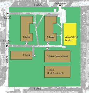 Plán školy
